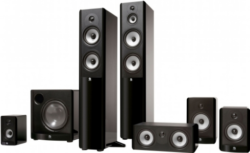 Boston Acoustics Pack AV A-360 - 9507